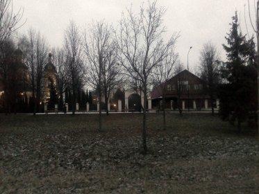 Церковь Рождества Христова в Чернево, построена в 1722 году Таракановым.