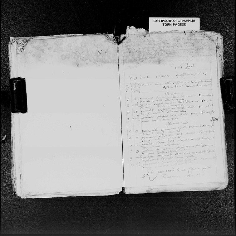 Метрическая книга Покровской церкви села Нижний Бишкин за 1787 год