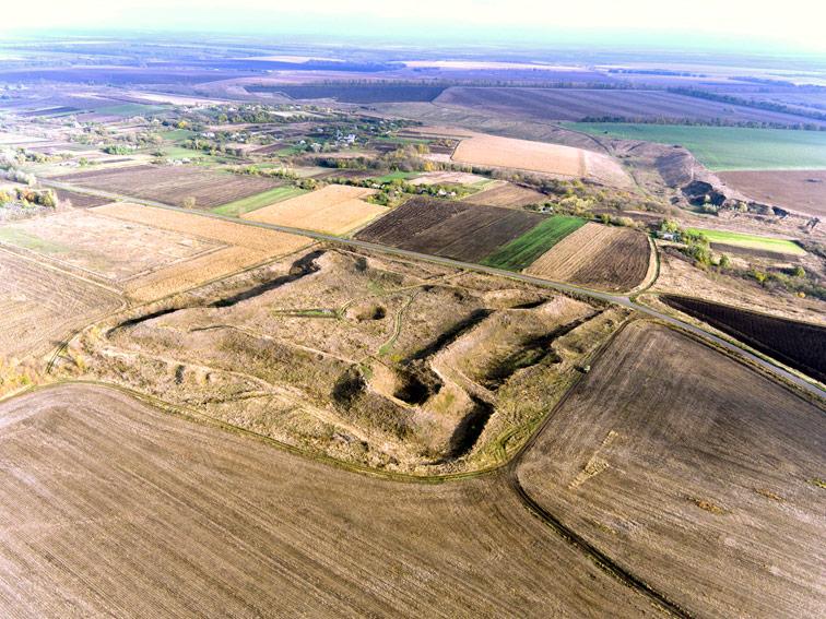 Ефремовская крепость Украинской линии